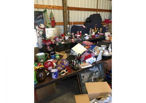 Moving Sale Puget Island
