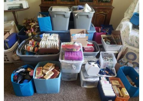 Scrapbooking & Cardmaking Craft supplies