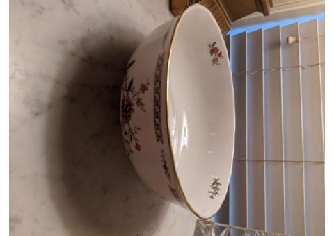 Gorham fine China bowl