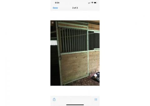 Stall Doors