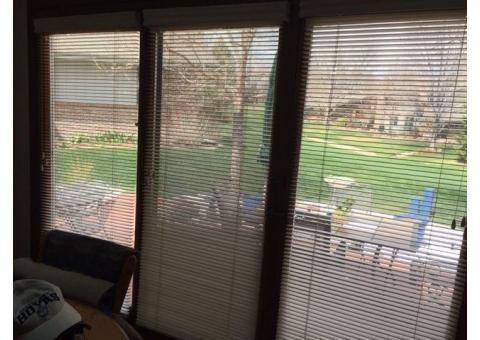 blinds for patio door